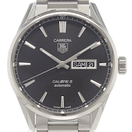 Tag Heuer Carrera Calibre 5 Day-Date Automatic - WAR201A.BA0723