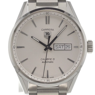Tag Heuer Carrera Calibre 5 Day-Date Automatic - WAR201B.BA0723