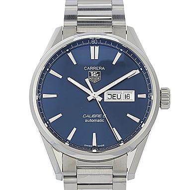Tag Heuer Carrera Calibre 5 Day-Date Automatic - WAR201E.BA0723