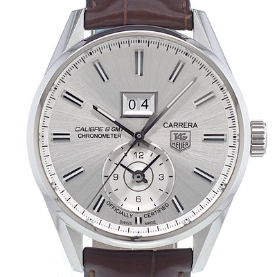 Tag Heuer Carrera Calibre 8 GMT Automatic - WAR5011.FC6291