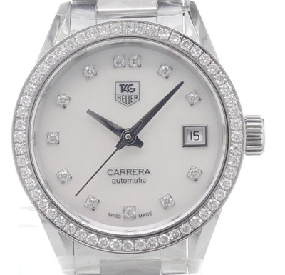 Tag Heuer Carrera Calibre 9 Automatic - WAR2415.BA0776