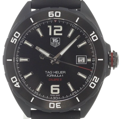 Tag Heuer Formula 1 Calibre 5 Automatic - WAZ2115.FT8023