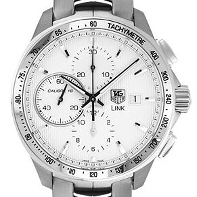 Tag Heuer Link Calibre 16 Automatic Chronograph - CAT2011.BA0952