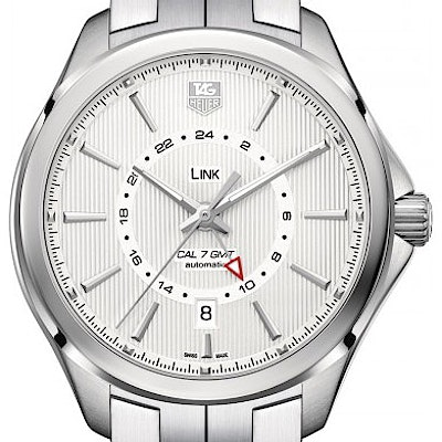 Tag Heuer Link Calibre 7 GMT Automatic - WAT201B.BA0951
