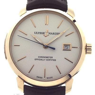 Ulysse Nardin Classic Classico - 8156-111-2/91