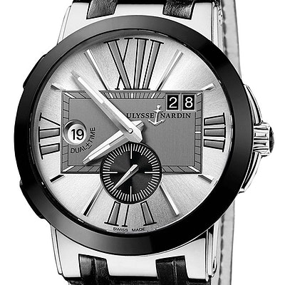 Ulysse Nardin Executive Dual Time - 243-00/421