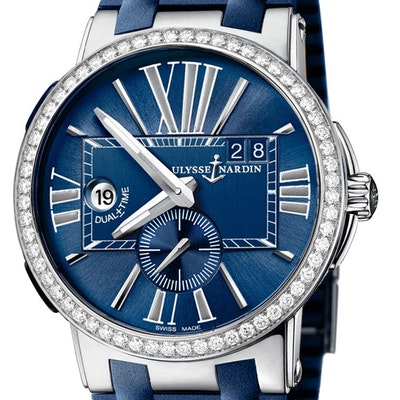 Ulysse Nardin Executive Dual Time - 243-00B-3/43