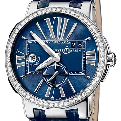 Ulysse Nardin Executive Dual Time - 243-00B/43