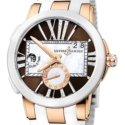 Ulysse Nardin Executive Lady - 246-10-3/30-05