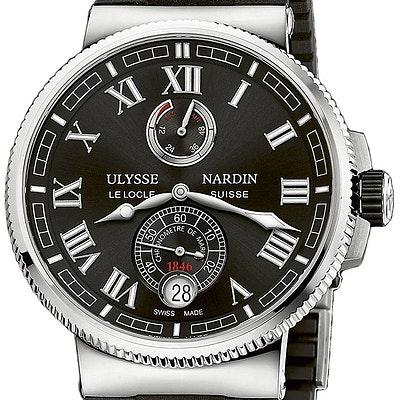 Ulysse Nardin Marine Chronometer Manufacture - 1183-126-3/42