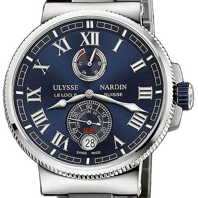 Ulysse Nardin Marine Chronometer Manufacture - 1183-126-7M/43
