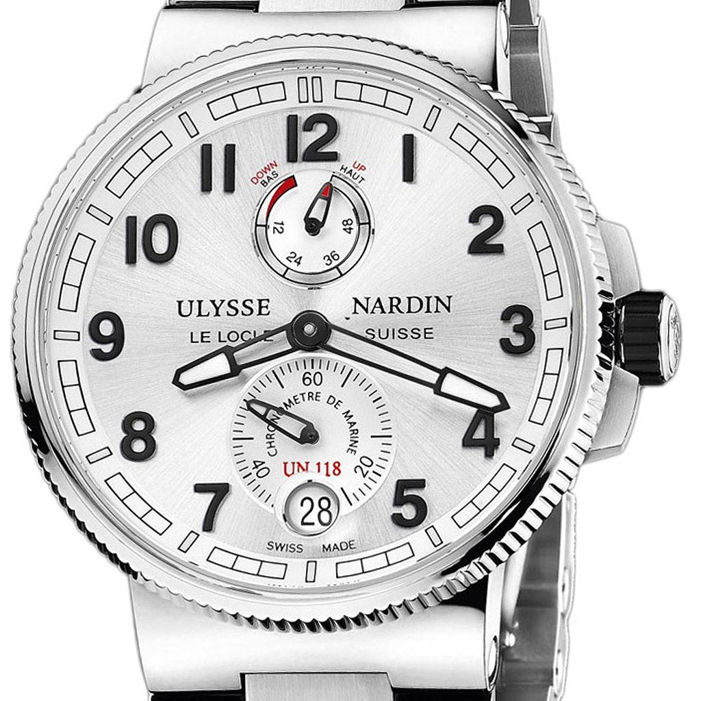 38694c24cd81 Ulysse Nardin Marine Chronometer 1183-126-7M 61 for Sale