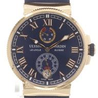 Ulysse Nardin Marine Chronometer Manufacture - 1186-126-3/43