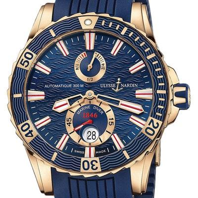 Ulysse Nardin Marine Diver - 266-10-3/93