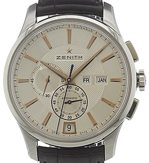 Zenith Captain 03.2070.4054/02.C711