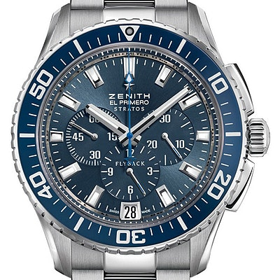 Zenith El Primero Stratos - 03.2067.405/51.M2060