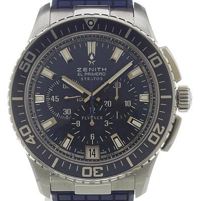 Zenith El Primero Stratos - 03.2067.405/51.R514