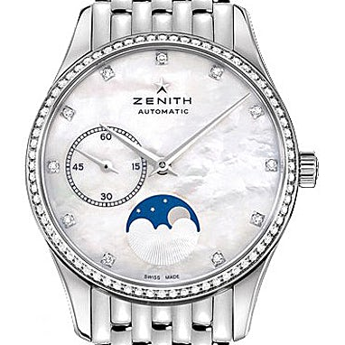 Zenith Elite Ultra Thin Lady - 16.2310.692/81.M2310