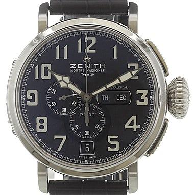 Zenith Pilot Montre D'Aéronef Type 20 - 03.2430.4054/21.C721