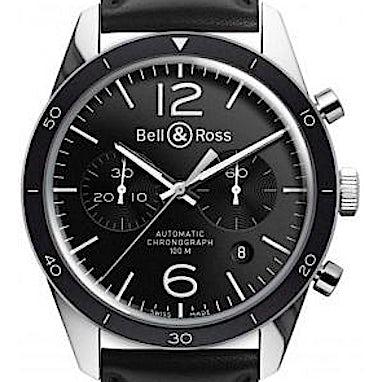 Bell & Ross BR 126 Sport - BRV126-BL-BE/SCA