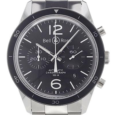Bell & Ross BR 126 Sport - BRV126-BL-BE/SST