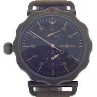 Bell & Ross WW2 Bomber Regulateur - BRWW2-REG-HER/SCA