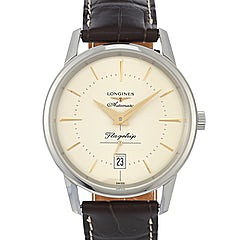 Longines Heritage Flagship - L4.795.4.78.2
