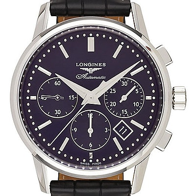 Longines Heritage Column-Wheel - L2.749.4.52.0