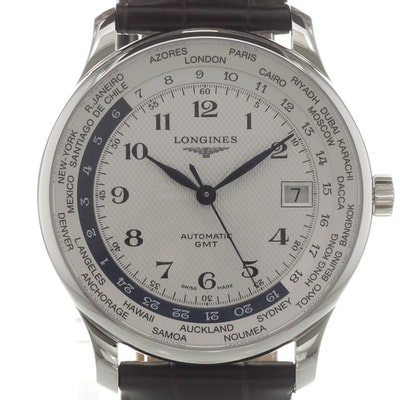 Longines Master Gents Large - L2.631.4.70.3