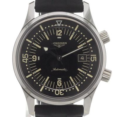 Longines Heritage Legend Diver - L3.674.4.50.9