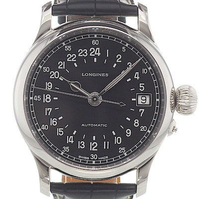 Longines Heritage Twenty-Four Hours - L2.751.4.53.4