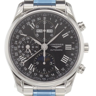 Longines Master Gents Large - L2.673.4.51.6