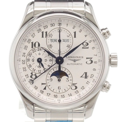 Longines Master Gents XL - L2.773.4.78.6