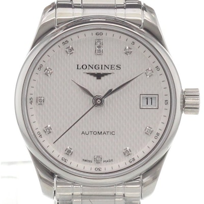 Longines Master Ladies - L2.128.4.77.6