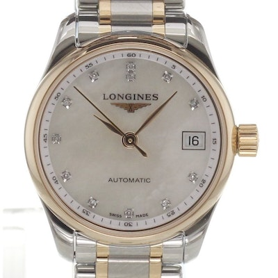 Longines Master Ladies - L2.128.5.89.7