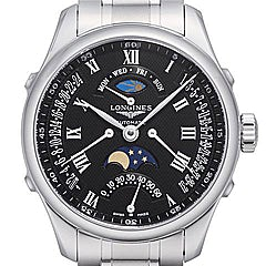 Longines Master Retrograde - L2.738.4.51.6