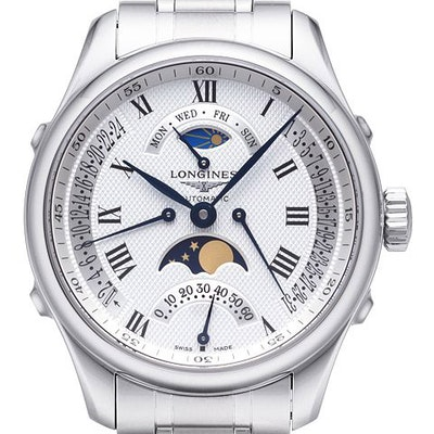 Longines Master Retrograde - L2.738.4.71.6