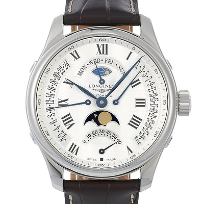Longines Master Retrograde - L2.739.4.71.3