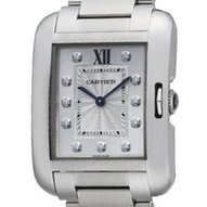 Cartier Tank Anglaise - W4TA0003