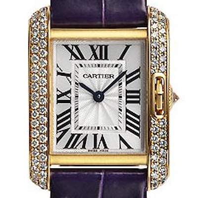 Cartier Tank Anglaise - WT100014