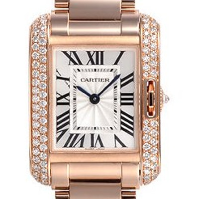 Cartier Tank Anglaise - WT100002