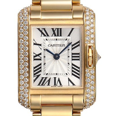 Cartier Tank Anglaise - WT100005