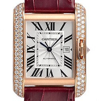 Cartier Tank Anglaise - WT100016