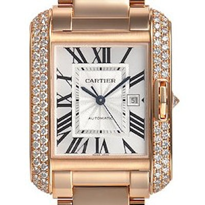 Cartier Tank Anglaise - WT100003