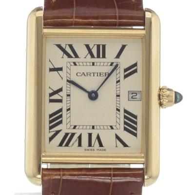 Cartier Tank Louis - W1529756