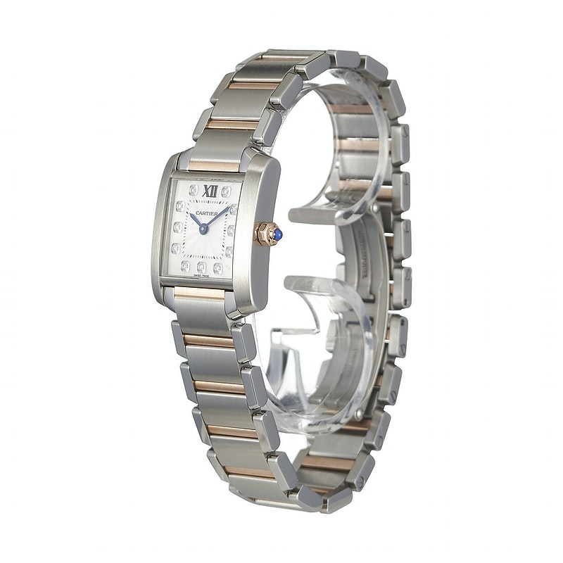 outlet store 86263 2bf16 Cartier Tank Française WE110004