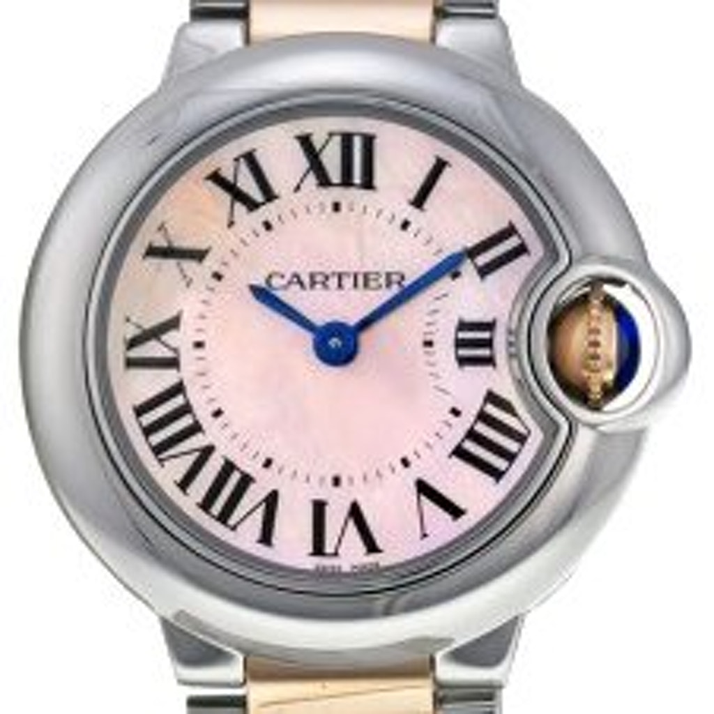 online store 01367 a3264 Cartier Ballon Bleu W6920034