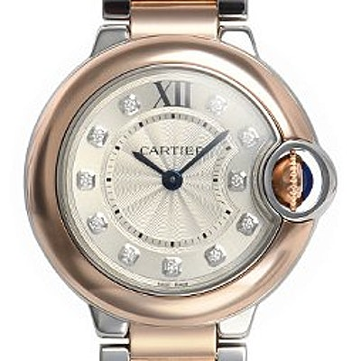 Cartier Ballon Bleu  - W3BB0005