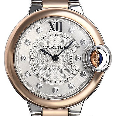 Cartier Ballon Bleu  - W3BB0006
