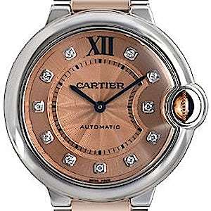 Cartier Ballon Bleu WE902054
